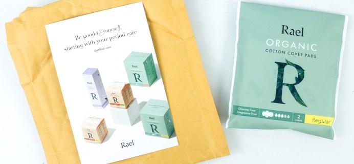 Rael Free Pad Review + Coupon!