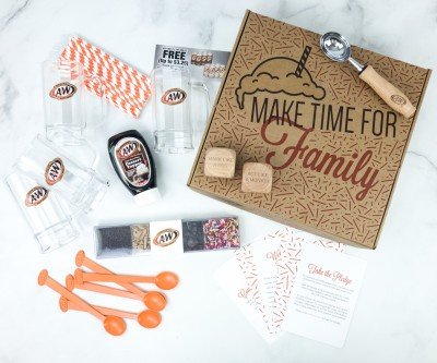 A&W Family Fun Night Kit Review!