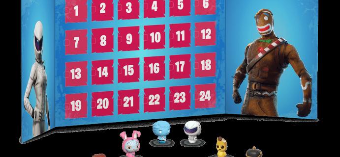 Funko 2019 FortniteAdvent Calendar Coming Soon!