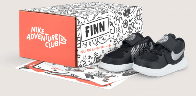 New Subscription Boxes: Nike Adventure Club Available Now!