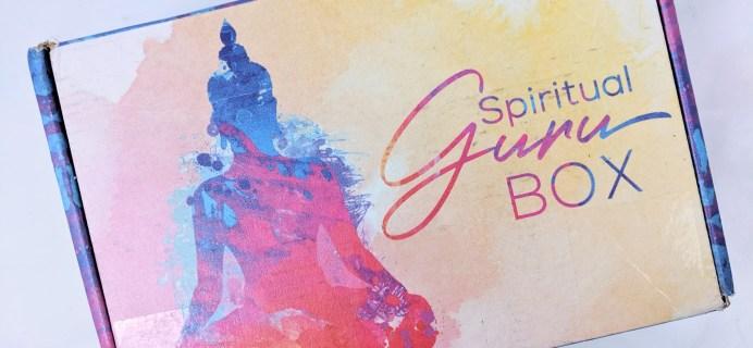 Spiritual Guru July 2019 Subscription Box Review