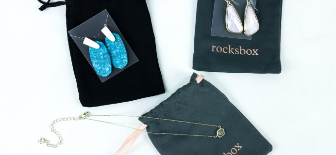 RocksBox August 2019 Review # 2 + FREE Month Coupon!