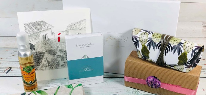 My Stylish French Box August 2019 Subscription Box Review