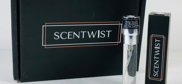 Scentwist August 2019 Subscription Box Review + Coupon