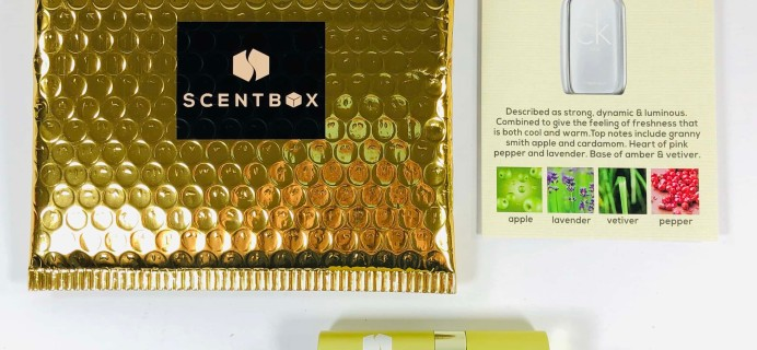 Scent Box August 2019 Subscription Box Review + 50% Off Coupon!