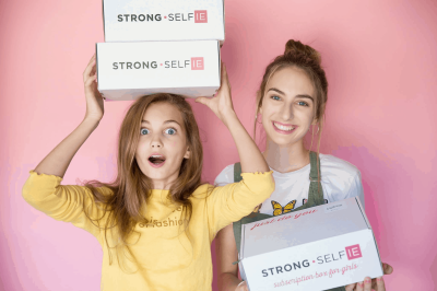 STRONG Selfie Box Winter 2020 Full Spoilers+ Coupon!