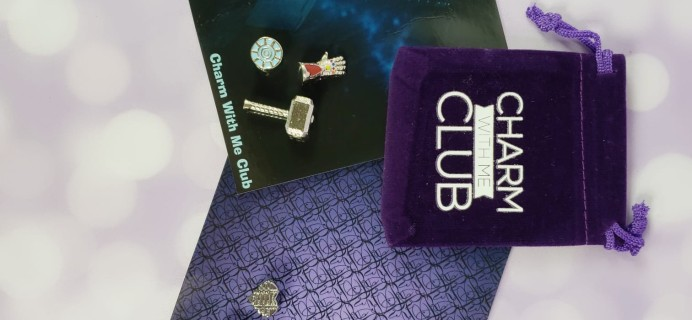Charm With Me Club August 2019 Subscription Box Review + Coupon
