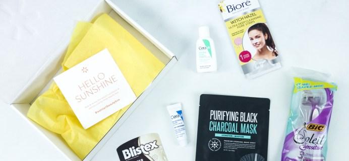 Walmart Beauty Box Summer 2019 Review – CLASSIC Box
