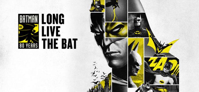 Target Exclusive Batman 80th Collectors Box Coming Soon + Full Spoilers!