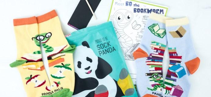 Panda Pals August 2019 Subscription Review & Coupon