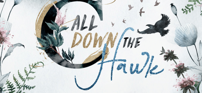 OwlCrate Call Down The Hawk Limited Edition Box Coming Soon + Spoilers!