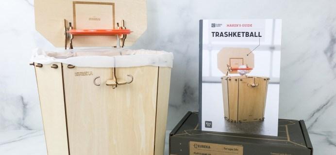 Eureka Crate Review + Coupon – TRASHKETBALL