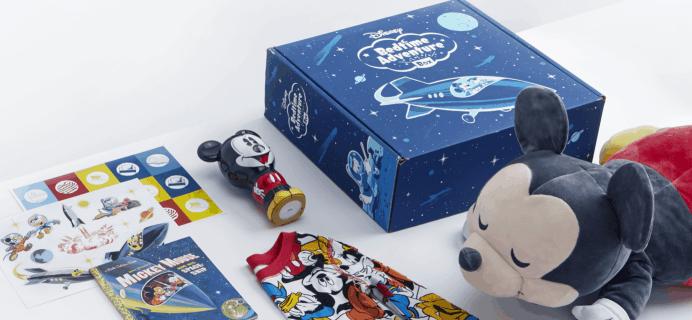 Disney Bedtime Adventure Subscription Box Available Now!