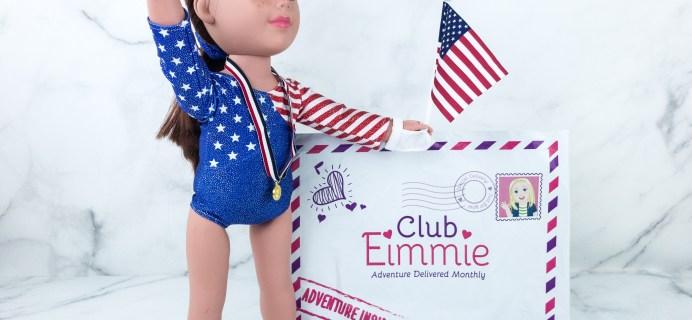 Club Eimmie August 2019 Subscription Box Review