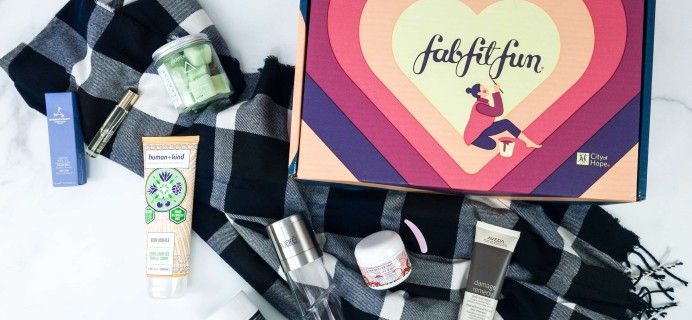 FabFitFun Fall 2019 Box Review + Coupon