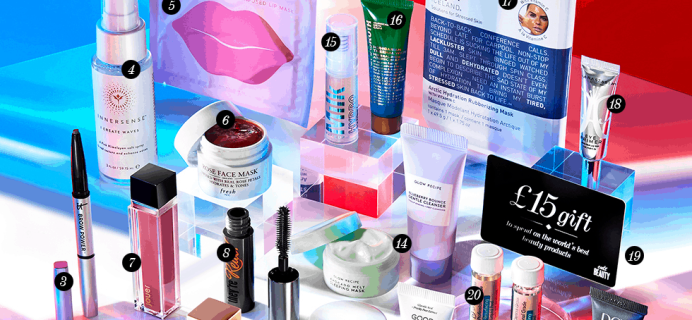 Cult Beauty The USA Goody Bag Available Now + Full Spoilers!