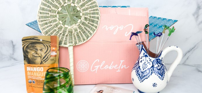 GlobeIn Artisan Box Club SALUDE Summer 2019 Review + Coupon