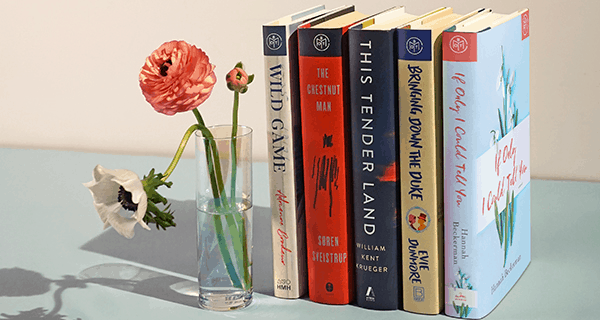 September 2019 Book of the Month Selection Time + First Month $9.99 Coupon!