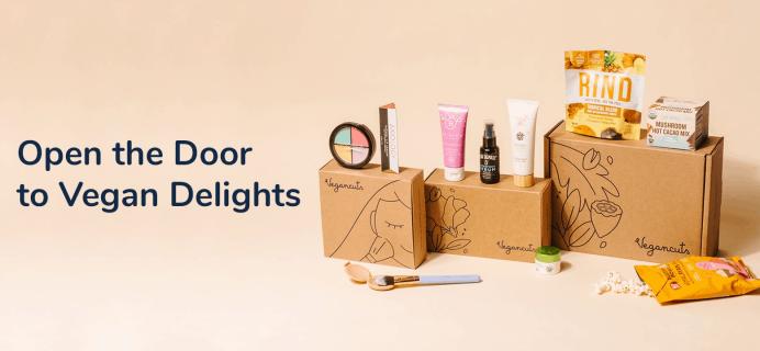 Vegancuts Makeup Box Spring 2020 Full Spoilers + Coupon