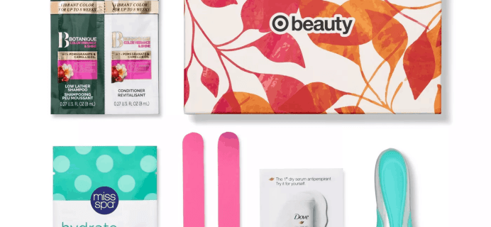 September 2019 Target Beauty Box Available Now – $7 Shipped!