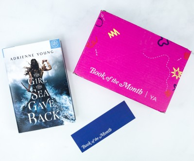 Book of the Month YA September 2019 Subscription Box Review + Coupon