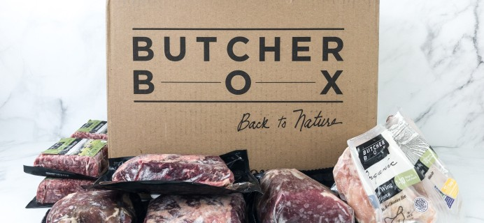 Butcher Box August 2019 Subscription Box Review + Coupon – BEEF BOX