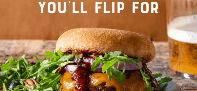 New Sun Basket Burger Menu Available Now + Coupon!