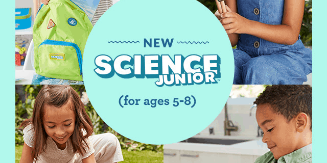 Little Passports Science Junior Subscription Available Now + Coupon!