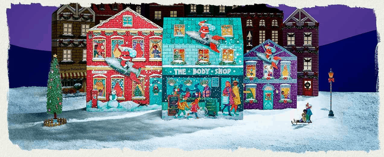 The 2019 Body Shop Us Beauty Advent Calendars Available Now Full Spoilers Hello Subscription