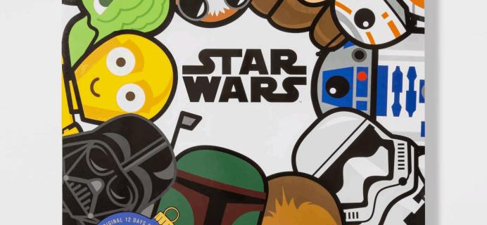 New 2019 Target Star Wars Socks Advent Calendar Available Now!