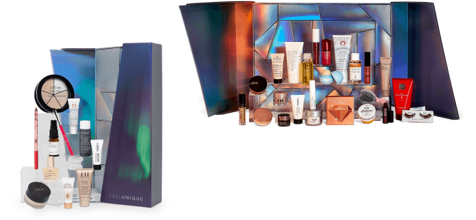 Feelunique 2019 Beauty Advent Calendars Available Now + Full Spoilers!