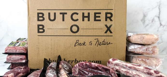 Butcher Box September 2019 Subscription Box Review + Coupon – BEEF & CHICKEN BOX