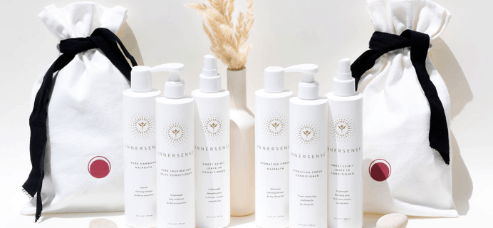 Beauty Heroes September 2019 Limited Edition Haircare Discovery Box by Innersense Available Now!