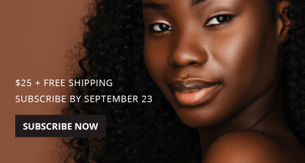 Cocotique October 2019 Spoiler #1 + Coupon – LAST CALL!