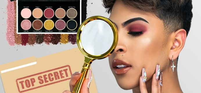 LiveGlam ShadowMe October 2019 Spoilers + Coupon!