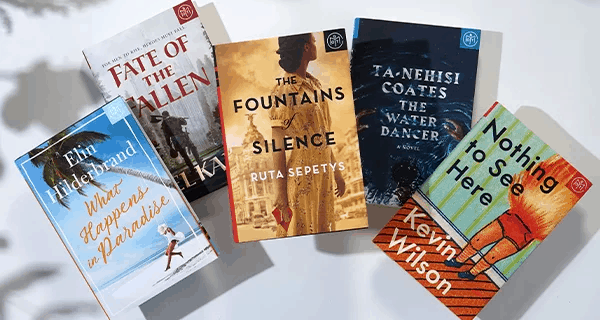 October 2019 Book of the Month Selection Time + First Month $9.99 Coupon!