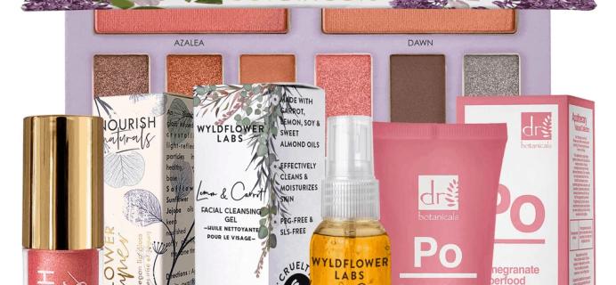 Nourish Beauty Box October 2019 Full Spoilers + Coupon!