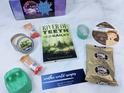 Another World Escapes Subscription Box Review – Fall 2019