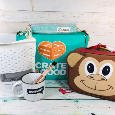Crate of Good Fall 2019 Subscription Box Review + Coupon!