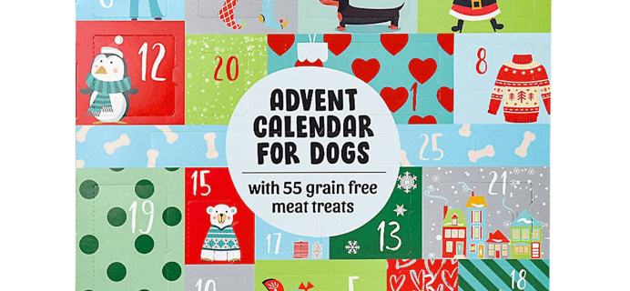 2019 Sam's Club Dog Advent Calendar Available Now + Spoilers!