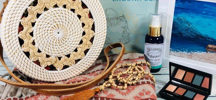 Oceanista Fall 2019 Subscription Box Review + Coupon