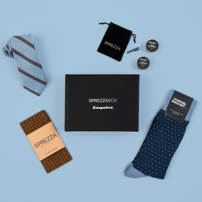 SprezzaBox Subscription Update + Coupon – Esquire Collab!
