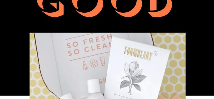 Oui Fresh Beauty Box October 2019 Full Spoilers!