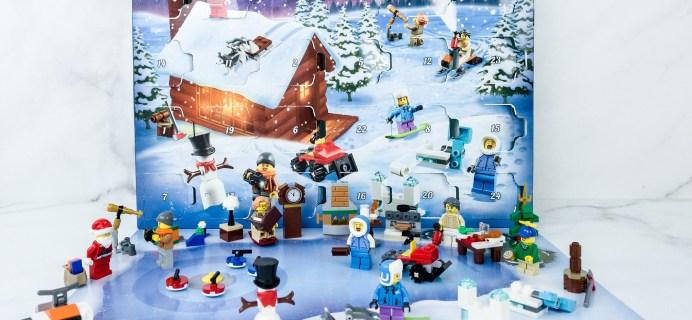 Lego City Advent Calendar 2019 Mini Review