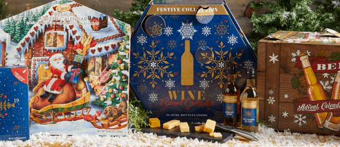 2019 Aldi Wine Advent Calendars Coming Soon!