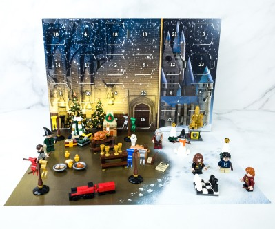Lego Harry Potter Advent Calendar 2019 Mini Review