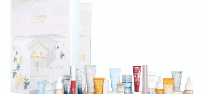 2019 Lumene Beauty Advent Calendar Available Now + Full Spoilers!