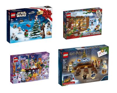 2019 Lego Advent Calendars Price Drop + Full Spoilers!