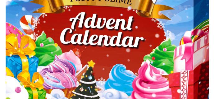 2019 Fluffy Slime Advent Calendar Available Now!
