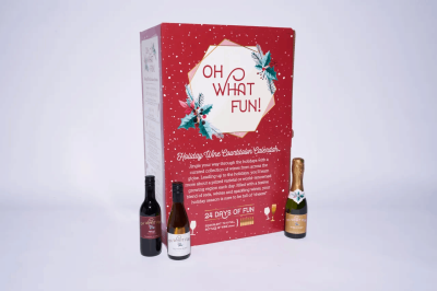 2019 Kroger Wine Advent Calendar Coming Soon!